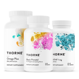 Thorne Research Fertility Bundle