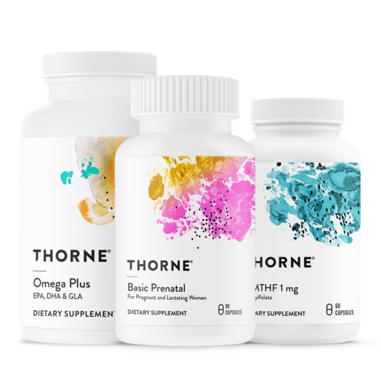 Thorne Research Fertility Bundle