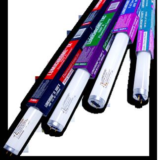 Lumiram Lumichrome 1XX Full Spectrum Fluorescent Lamps
