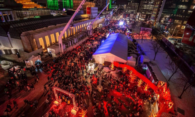 Montreal's Nuit Blanche 2021 is Coming Back this February