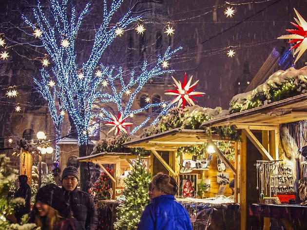 10 Unique Montreal Christmas Activities in 2020