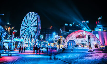 4 Montreal Festivals that are Still Happening this Winter