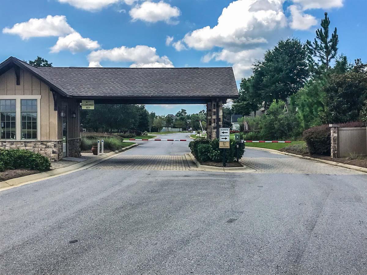 Barrier Gate   Johnson Communications   Gate Sales, Service, Installation and Design   Pensacola FL