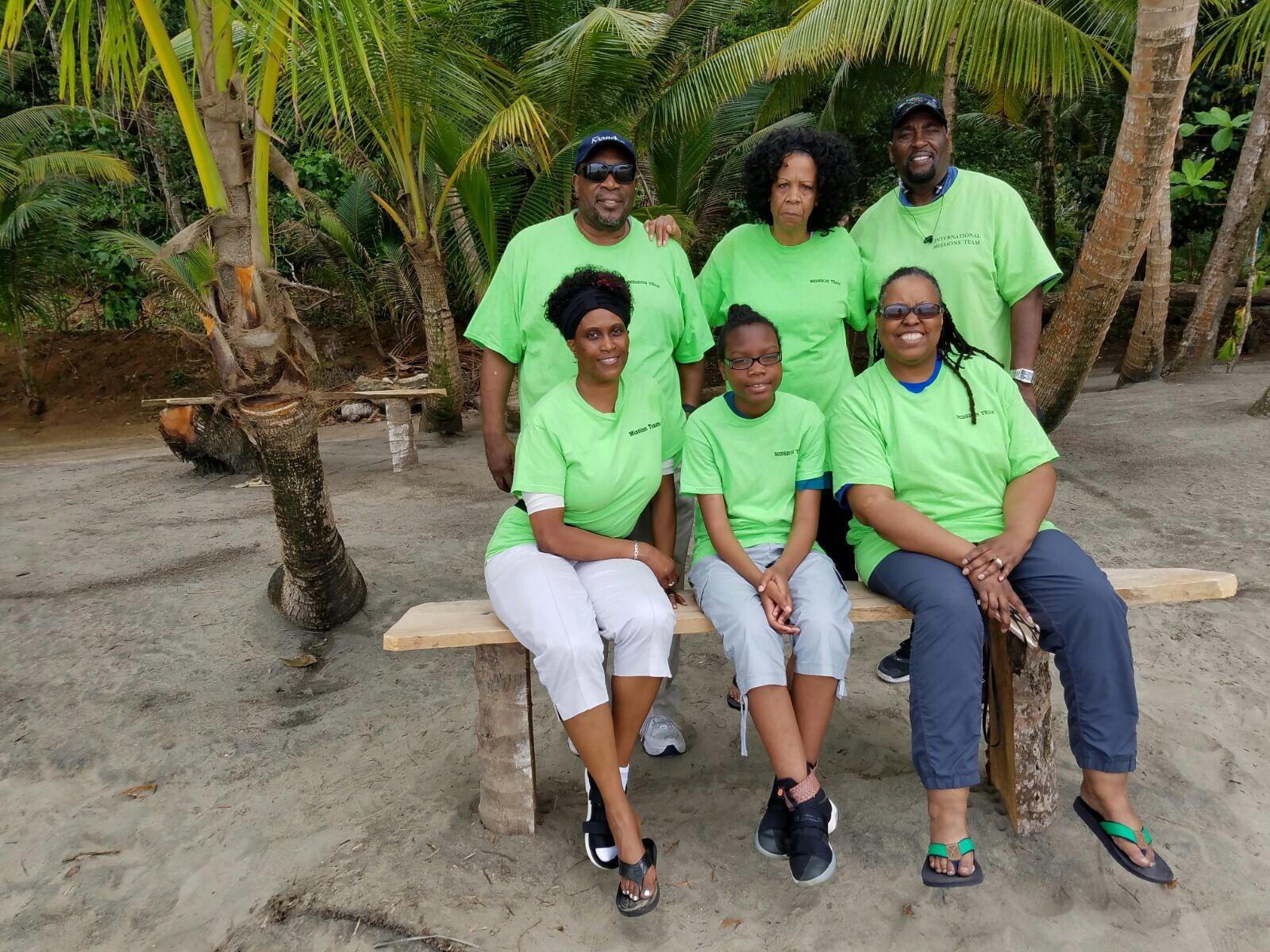 FCIM Dominica Mission Team April 2017