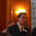 Mayor Domenic Sarno is the city's bargaining authority under Massachusetts law (WMassP&I)