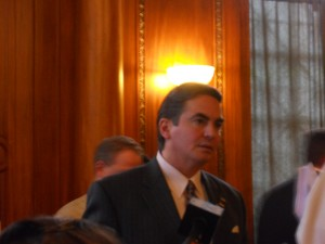 Mayor Domenic Sarno (WMassP&I)