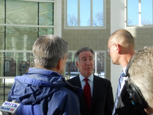 Rep. Neal in 2011 (WMassP&I)