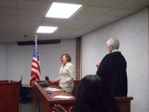 Gentile with Judge McDonald (WMassP&I)