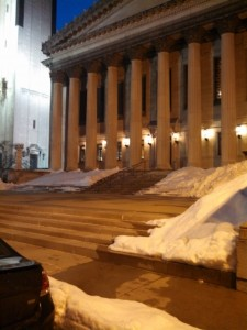 Shoveled, yes. But with what oversight? (WMassP&I)