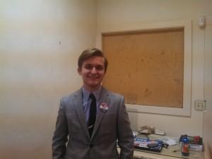 Holyoke at-large Council candidate Mark Riffenburg (WMassP&I)