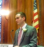 Council President Fenton personally introduced the resolve on ChangChun's proposed factory. (WMassP&I)