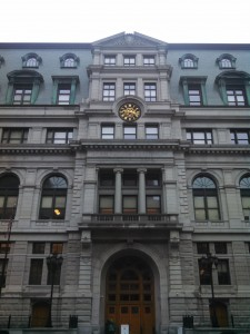 The John Adams Courthouse in Boston, seat of the SJC. (WMassP&I)