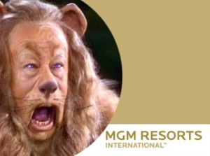 Courage, MGM! (created via MGM Studios/MGM Resorts images)