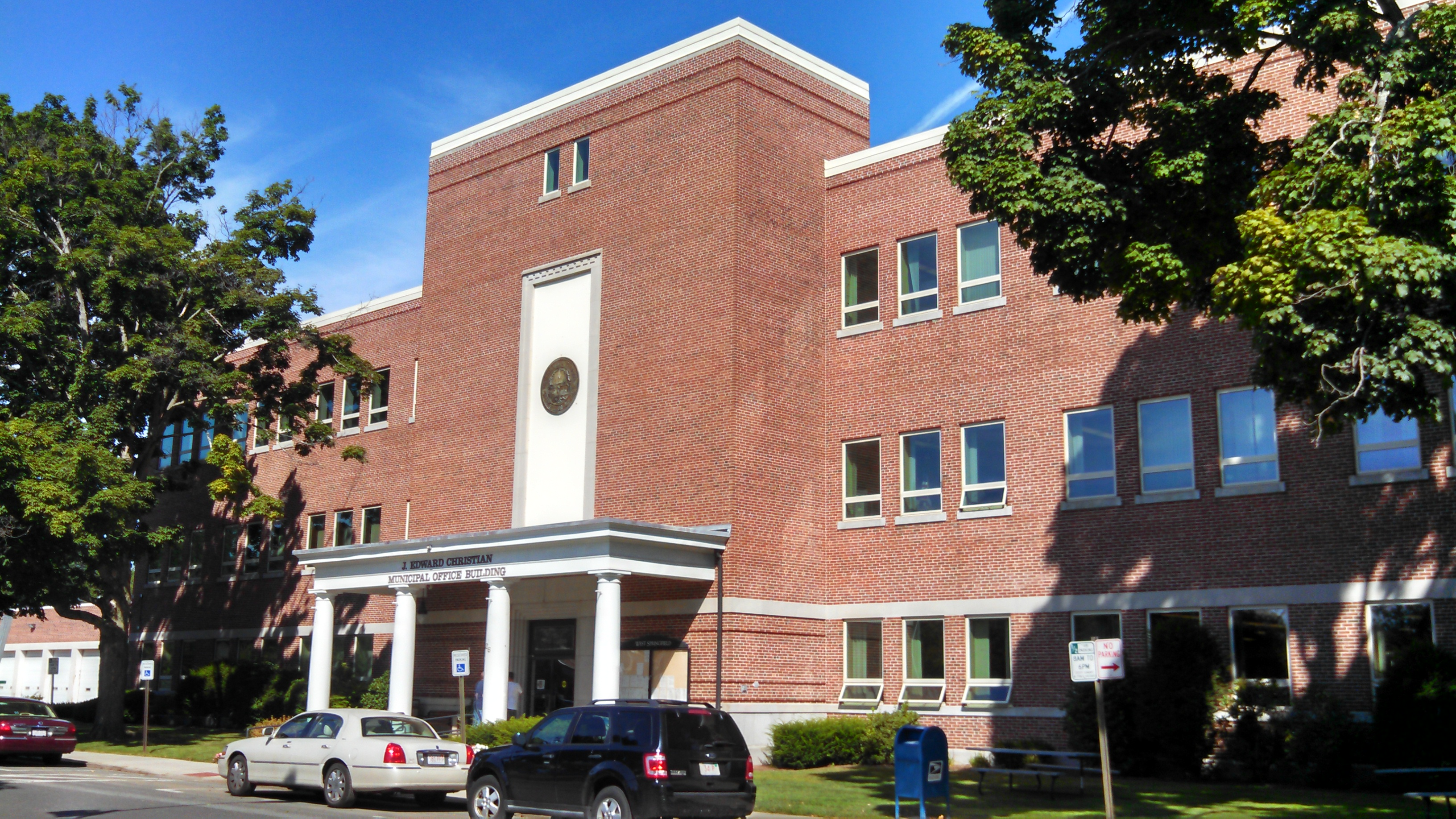 West Springfield Town Hall
