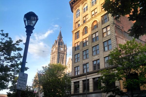 Holyoke City Hall circa 2015