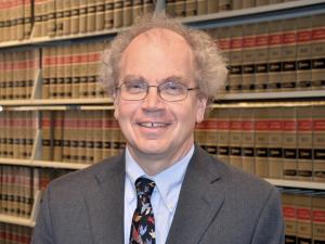 Assistant Attorney General Peter Sacks (via patch.com)