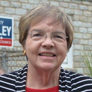 Mary Hurley for Govenor's Council