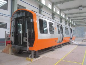 Can this Subway Car unite East & West? (courtesy MBTA via Boston Herald)