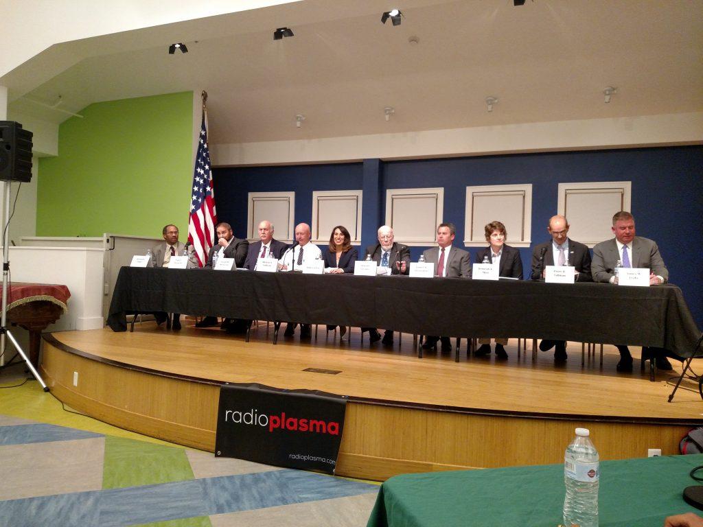 Lisi Holyoke City Council debate 2017