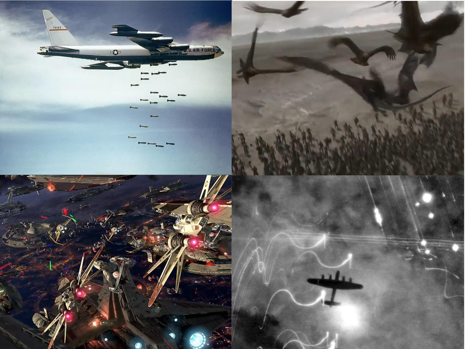 Air War, Sorta