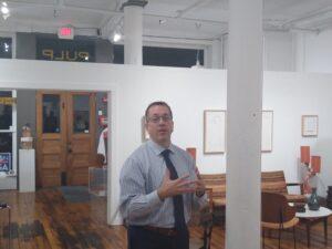 Rep Aaron Vega