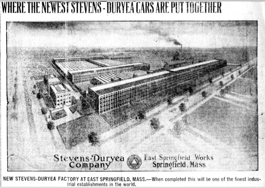 Duryea factory