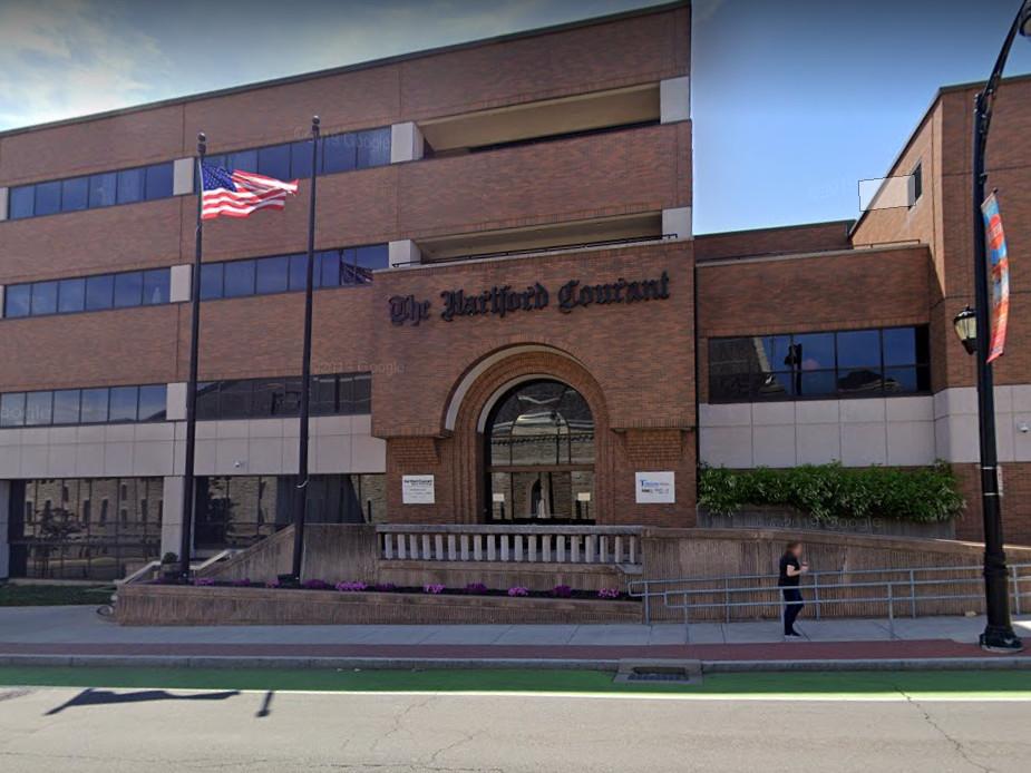 Hartford Courant Building (former)