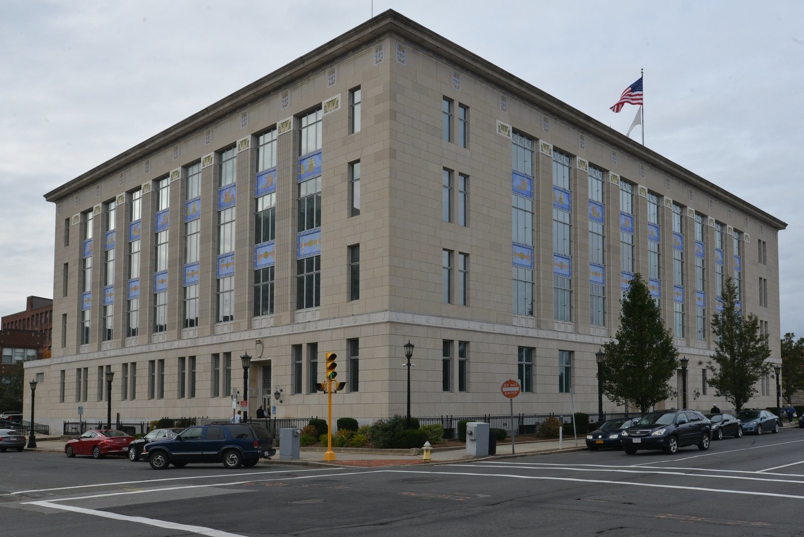 State Office Building Springfield, MA