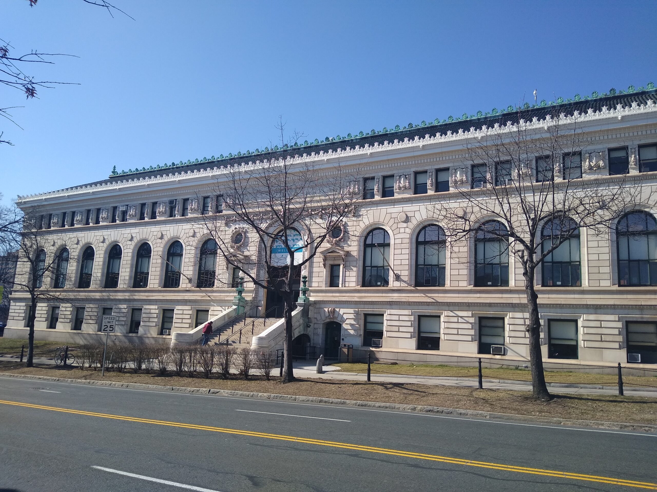 Springfield Central Library