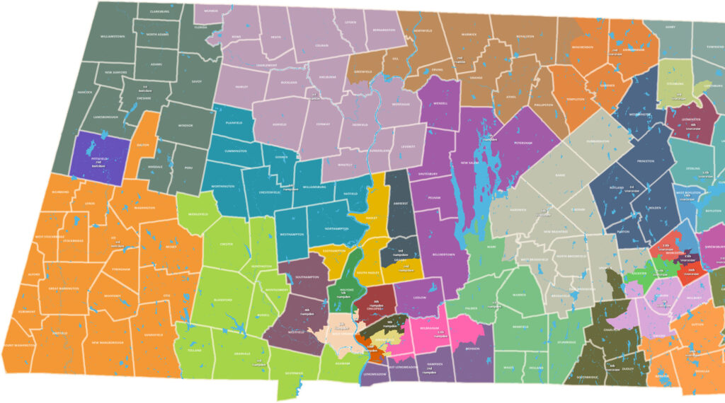 Proposed WMass House maps