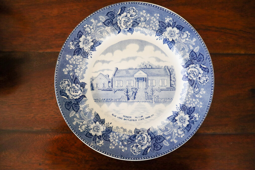 Olde English Staffordshire Plates