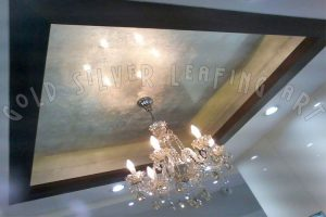 Silver-Leafing-on-Ceiling
