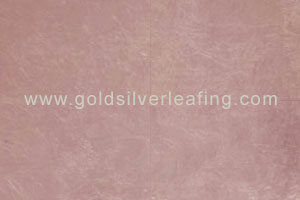 Rose Gold Leafing