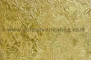 Emboss Gold Leafing