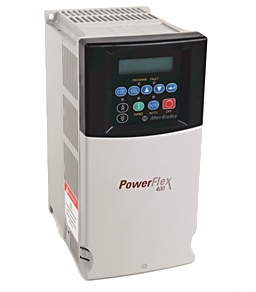 Allen Bradley PowerFlex 400 22C-D017N103