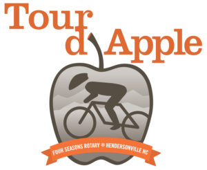 Tour d'Apple Logo