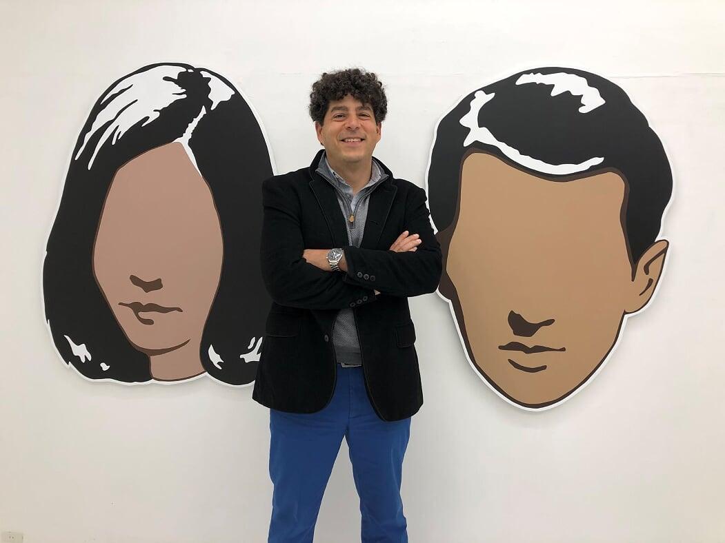 Jacobo Garcia Gil Art Collector Hong Kong