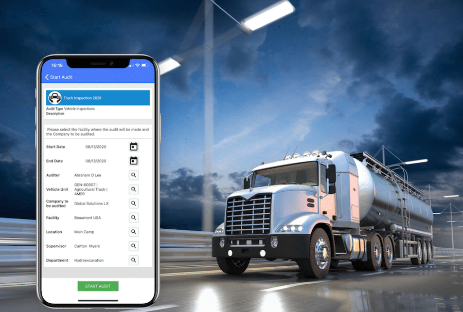 Vehicle Inspections Tracking