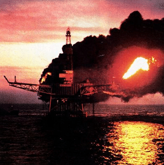 Piper Alpha Disaster North Sea
