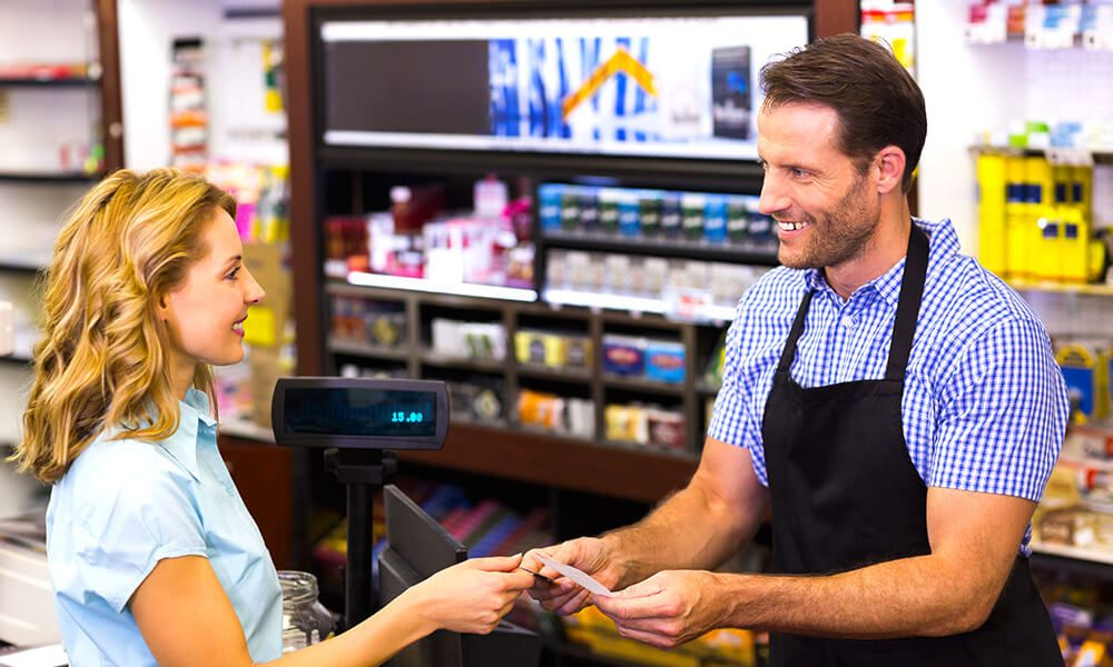 Positive outlook for bricks and mortar stores