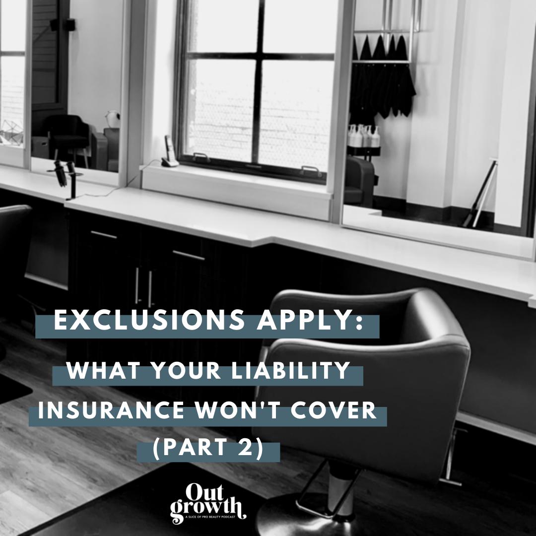 salon liability insurance