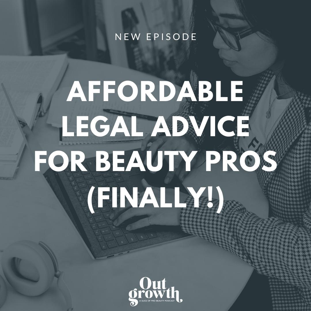 salon legal advice