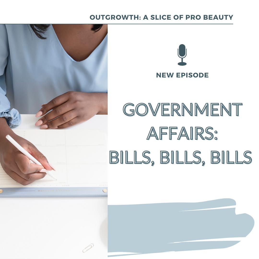 advocacy government affairs bills deregulation