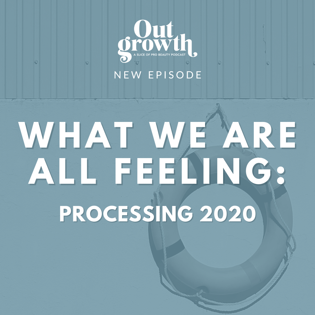 outgrowth podcast mental health 2020 grief