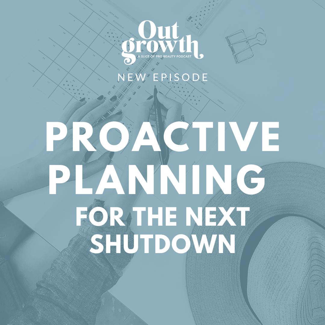 salon planning for next shutdown covid business