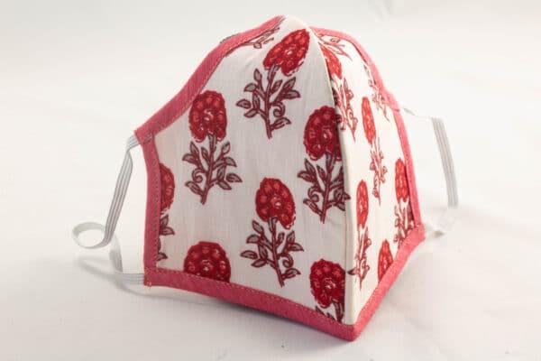 RA Studio Designer Dust Protection Mask Cotton Reusable