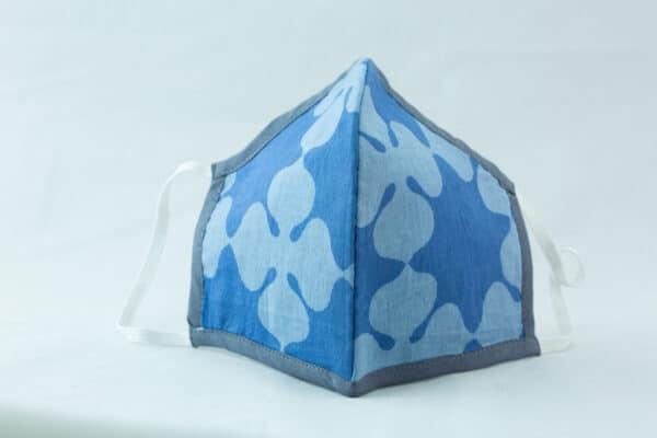 RA Studio Designer Dust Protection Mask Reusable 3 Layers Cotton Mask