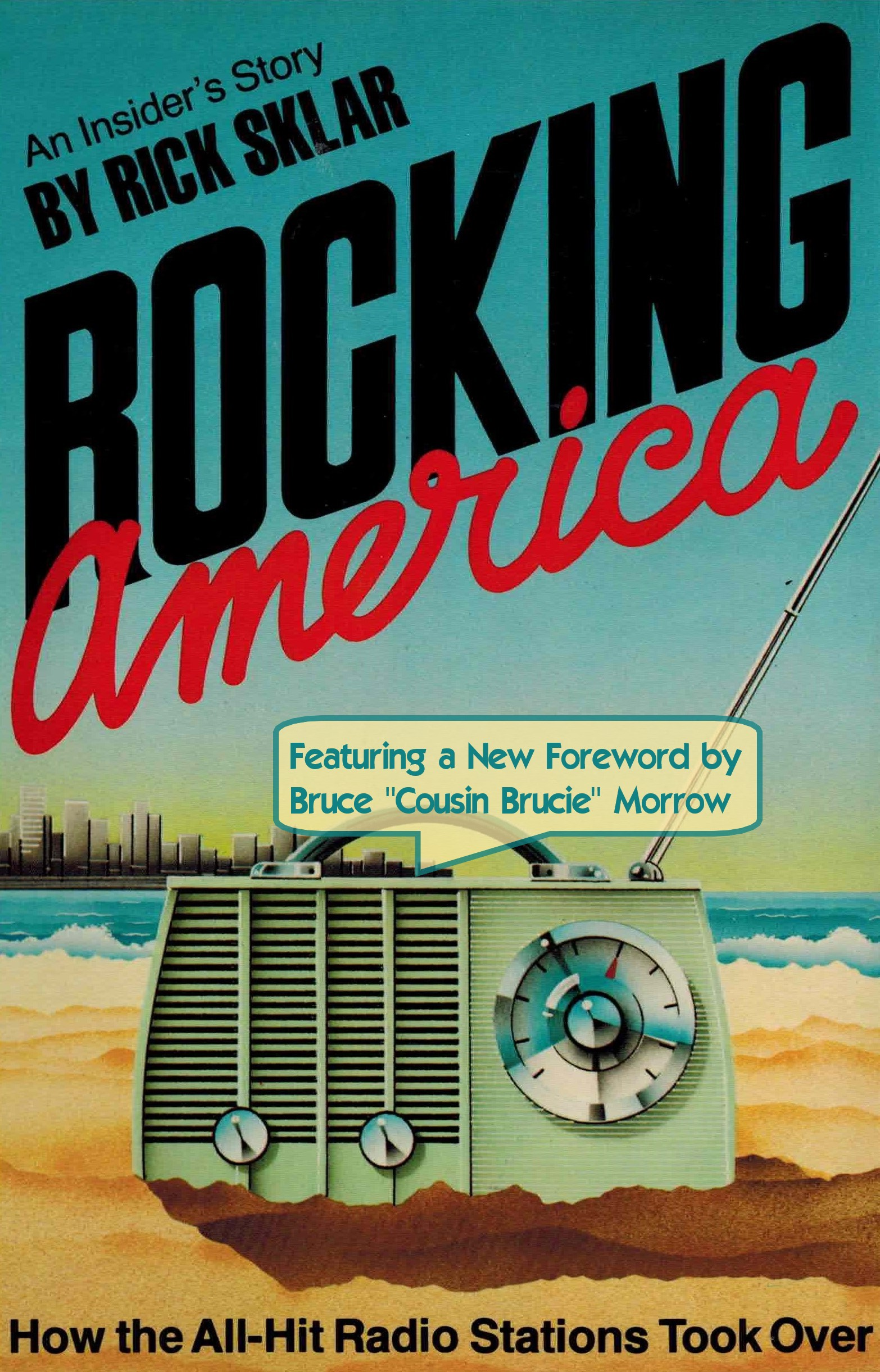 Rocking America by Rick Sklar front cover