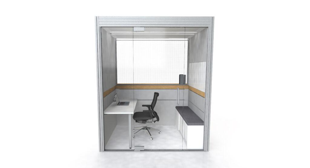 The Studio at Fountains private studio concept
