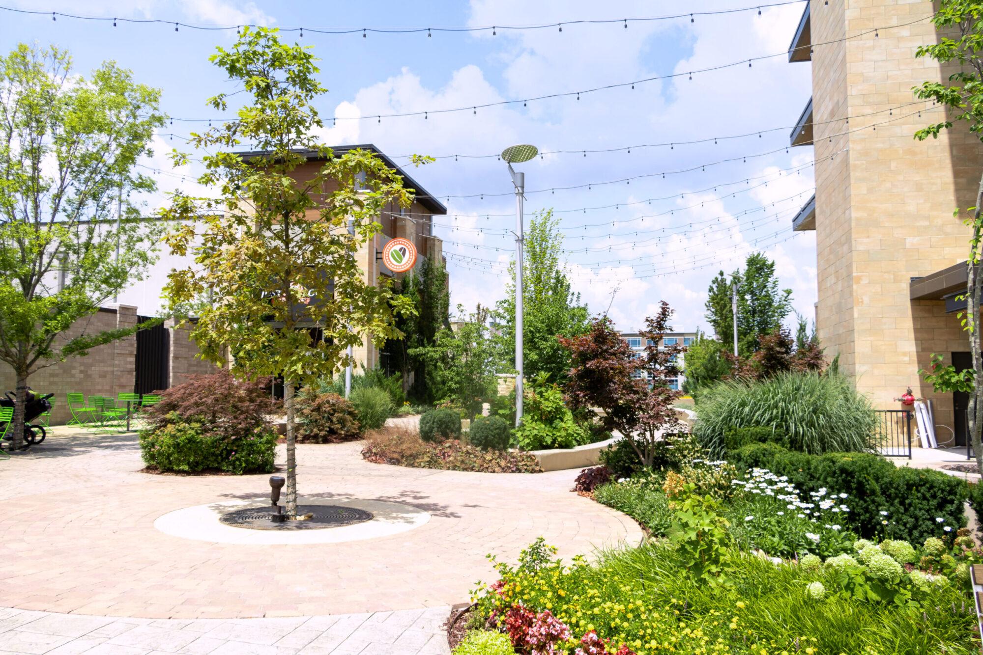 Outdoor Greenspace